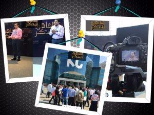 صور.. كواليس الموسم الثانى من «القاهرة تبتكر» على شاشة النهار