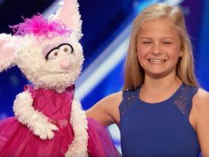 طفلة تفوز بمليون دولار فى نهائى «America's Got Talent»