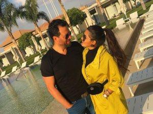 صور.. زوجة ماجد المصرى تحتفل بعيد ميلاده بهذه الكلمات