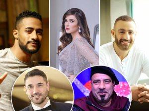 أفلام عيد الفطر والأضحى 2018 برعاية نجوم الشباك فى السينما المصرية