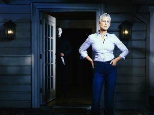 مشاهد جديدة من فيلم Halloween بعد توقف 40 عاما