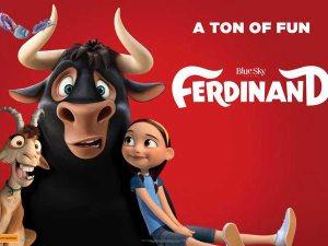بعد 4 أسابيع عرض.. فيلم الأنيميشن «Ferdinand» يحصد 210 ملايين دولار