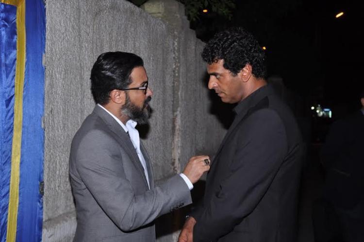 محمد رجب ومحمد حمدي