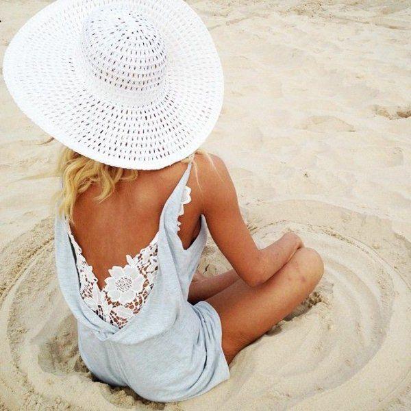 قبعات خوص