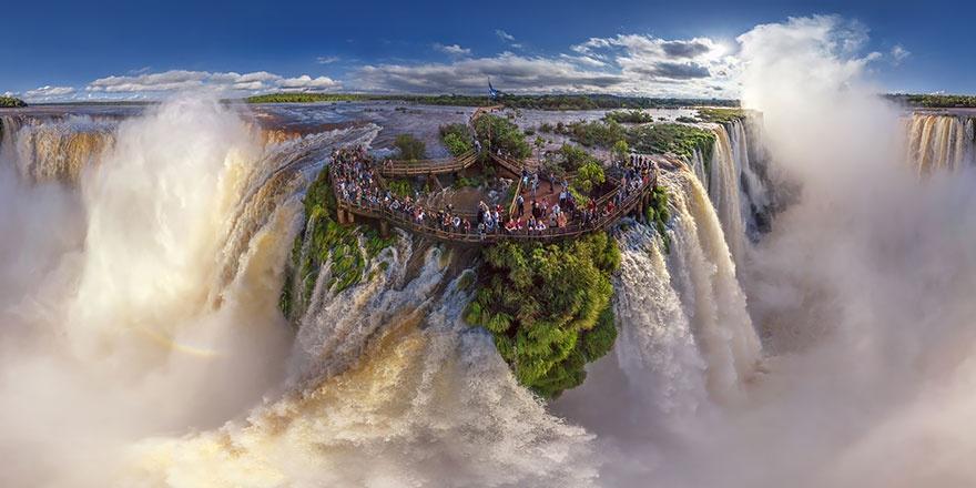 احدى الجزر فى الأرجنتين والبرازيل