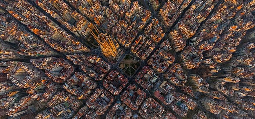 مدينة برشلونة فى اسبانيا