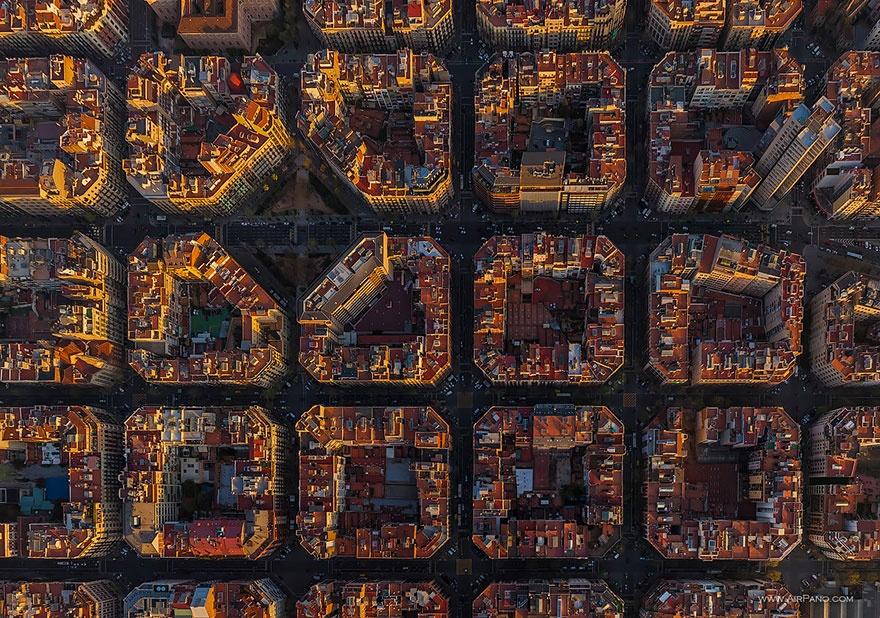 برشلونة فى اسبانيا