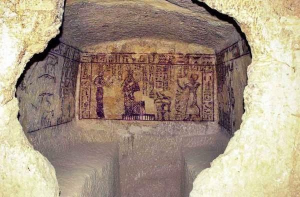 جبل الموتى - سيوه -  مقبرة سى أمون - Cemetery Si Amon - Siwa  (2)