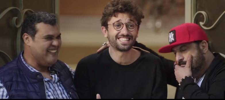 صور وفيديو كريم محمود عبد العزيز على طريقة هارى بوتر فى اطلعولى بره عين