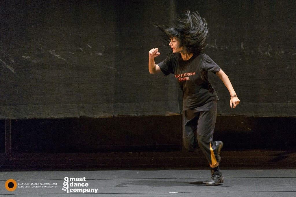 عرض من قال شيئا عن الرقص (4)