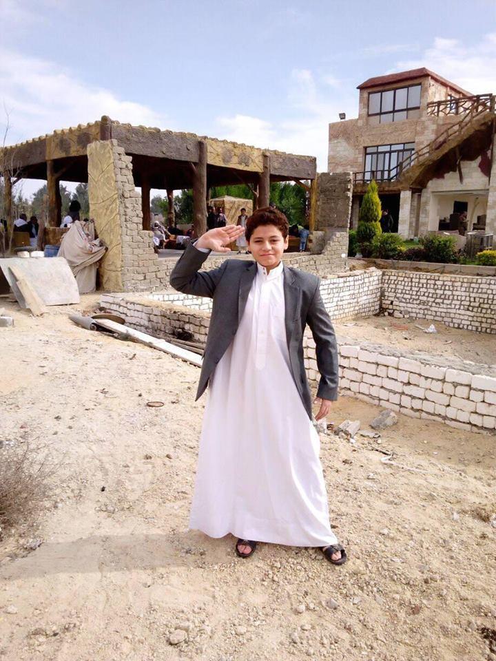 ابن هادي الجيار في الأب الروحي 2