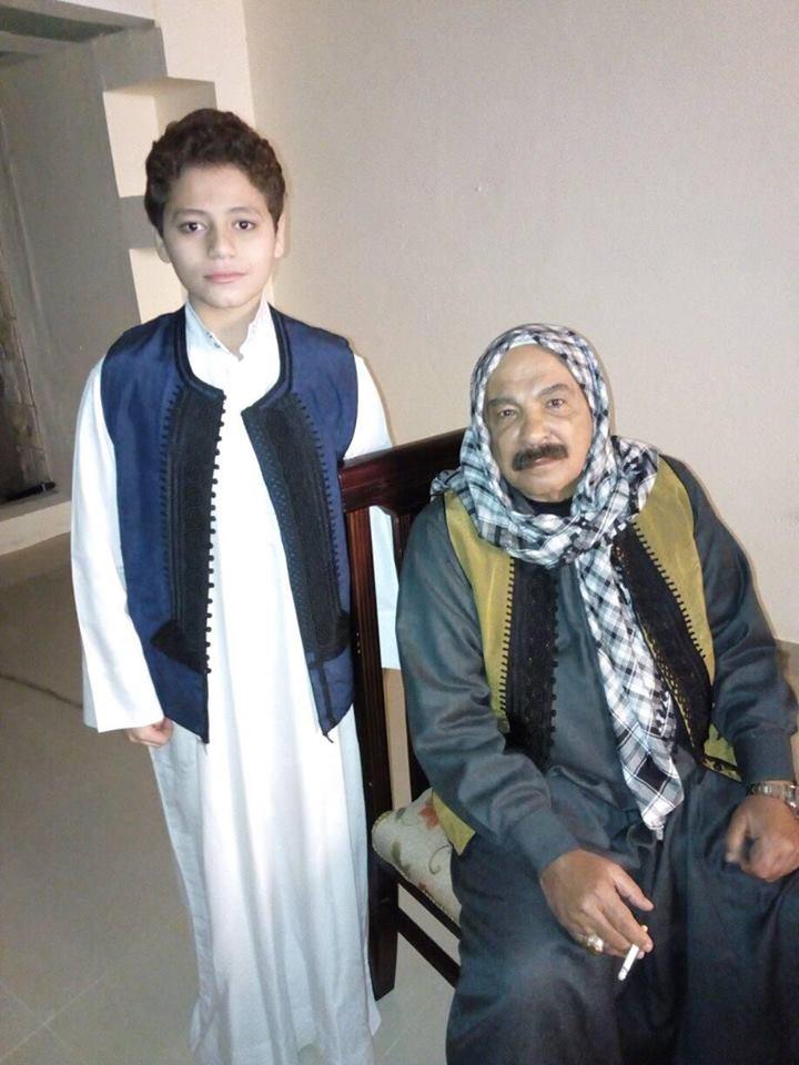 هادي الجيار من كواليس مسلسل الأب الروحي 2
