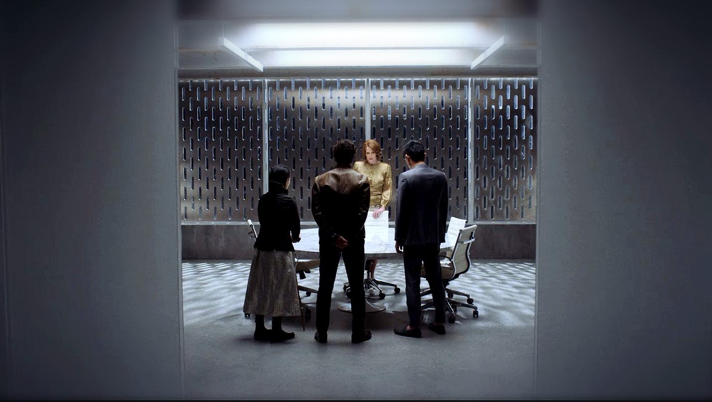 مسلسل The Defenders.