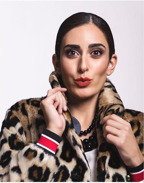 الفنانة امينة خليل
