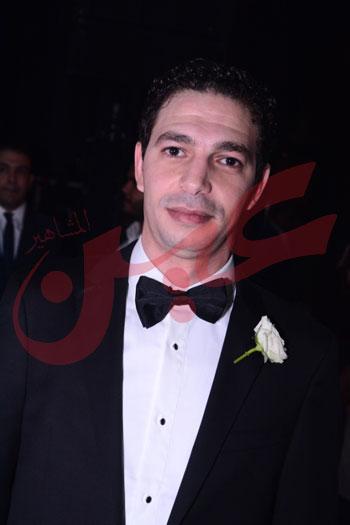 زفاف ابراهيم الجمل وايمان آل غرو (6)
