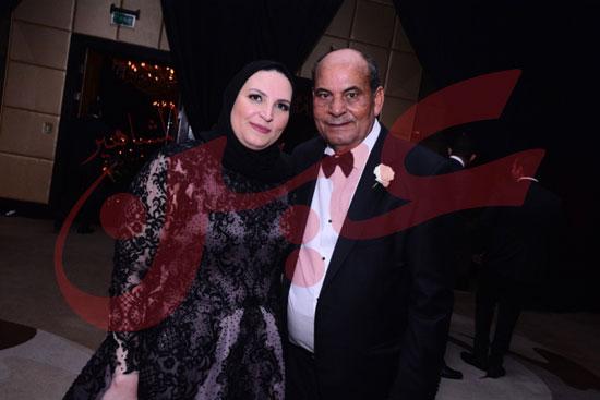 زفاف ابراهيم الجمل وايمان آل غرو (8)
