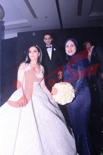 زفاف ابراهيم الجمل وايمان آل غرو (39)
