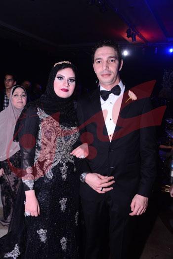 زفاف ابراهيم الجمل وايمان آل غرو (10)