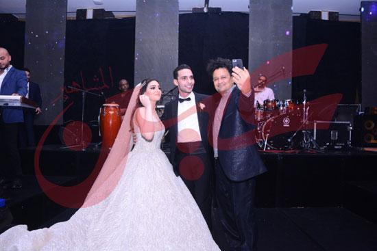 زفاف ابراهيم الجمل وايمان آل غرو (34)