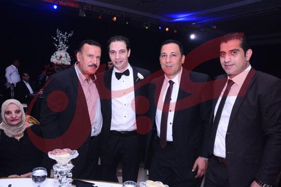 زفاف ابراهيم الجمل وايمان آل غرو (13)