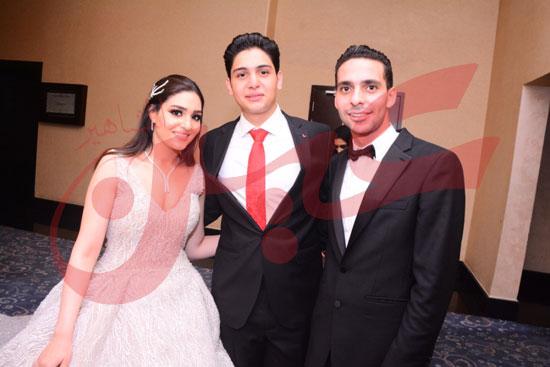 زفاف ابراهيم الجمل وايمان آل غرو (57)
