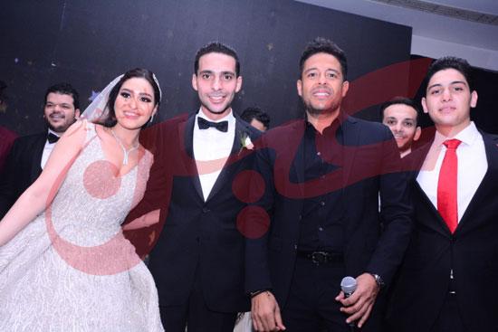 زفاف ابراهيم الجمل وايمان آل غرو (21)