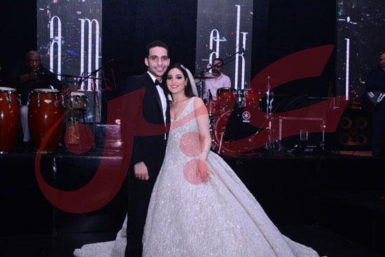 زفاف ابراهيم الجمل وايمان آل غرو (25)