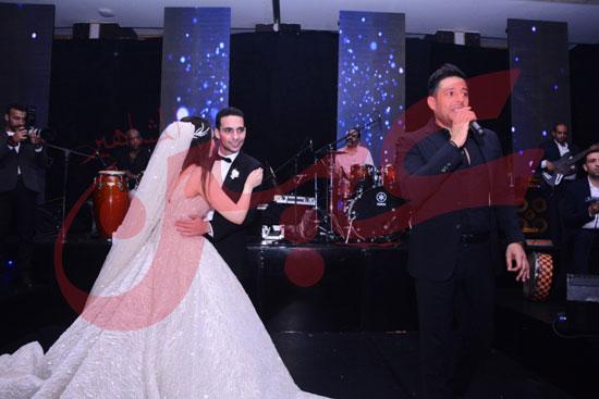 زفاف ابراهيم الجمل وايمان آل غرو (33)