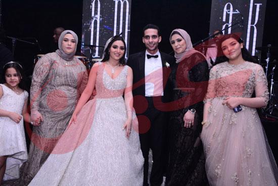 زفاف ابراهيم الجمل وايمان آل غرو (31)