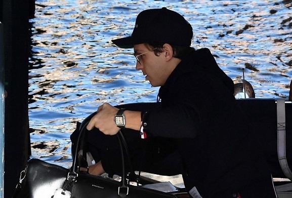 توم هولاند وزندايا في فينسيا (4)