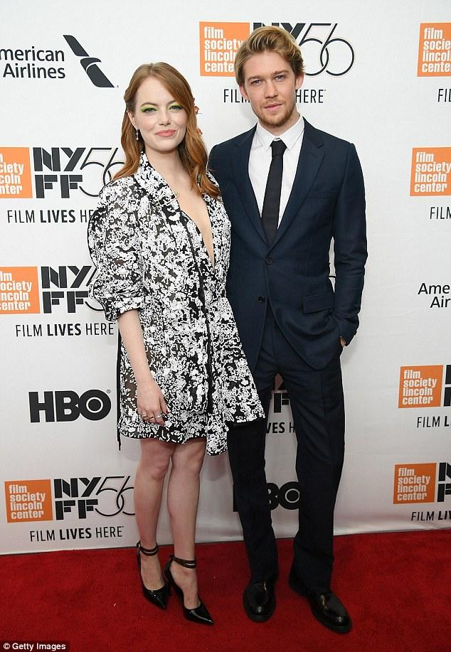 ايما ستون و جو ألوين  (1)