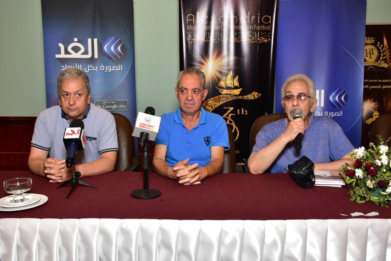 مهرجان الاسكندرية السينمائى (35)