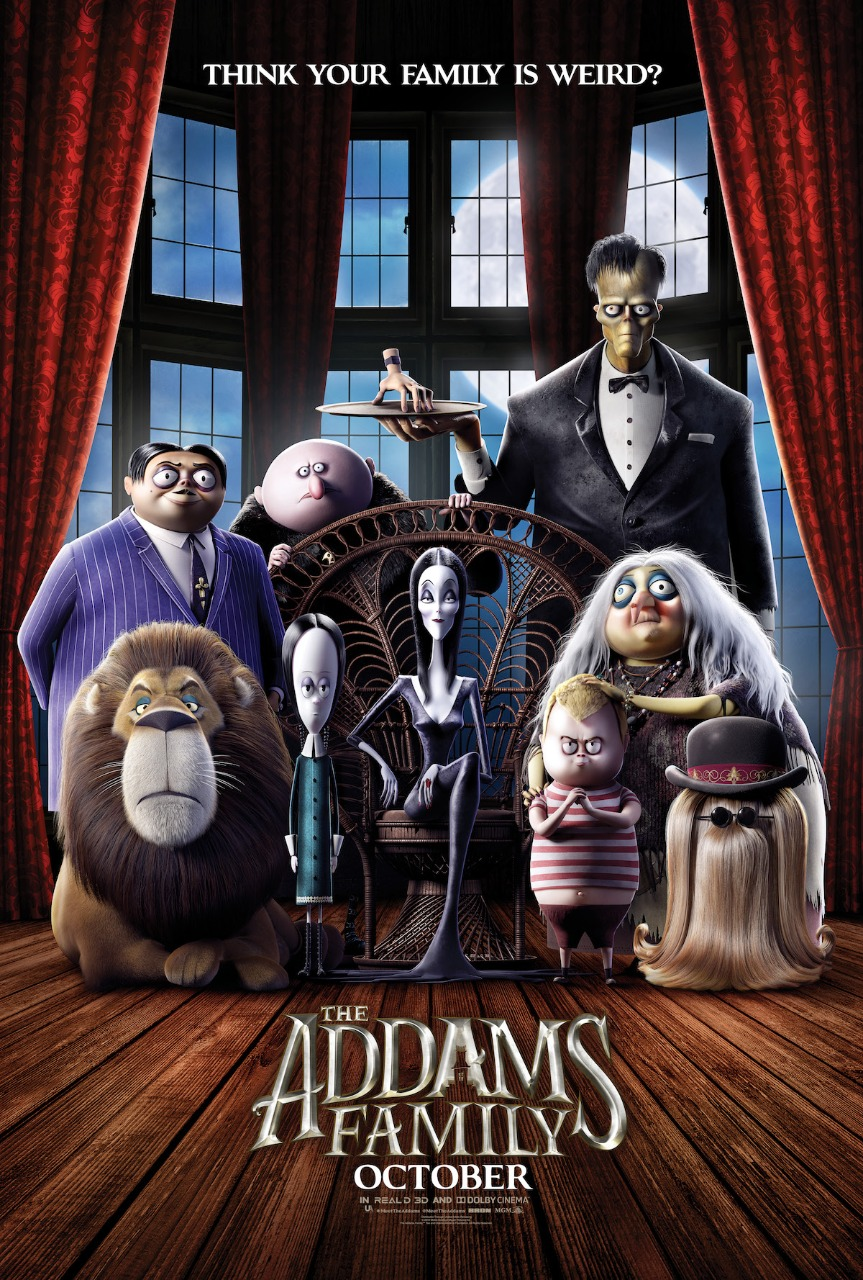 فيلم The Addams Family