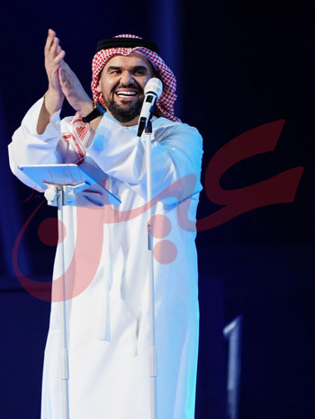 حفل حسين الجسمى (4)