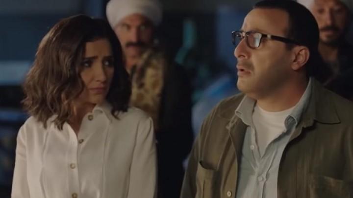 أحمد السقا ومى عمر ومحمد سامى (3)