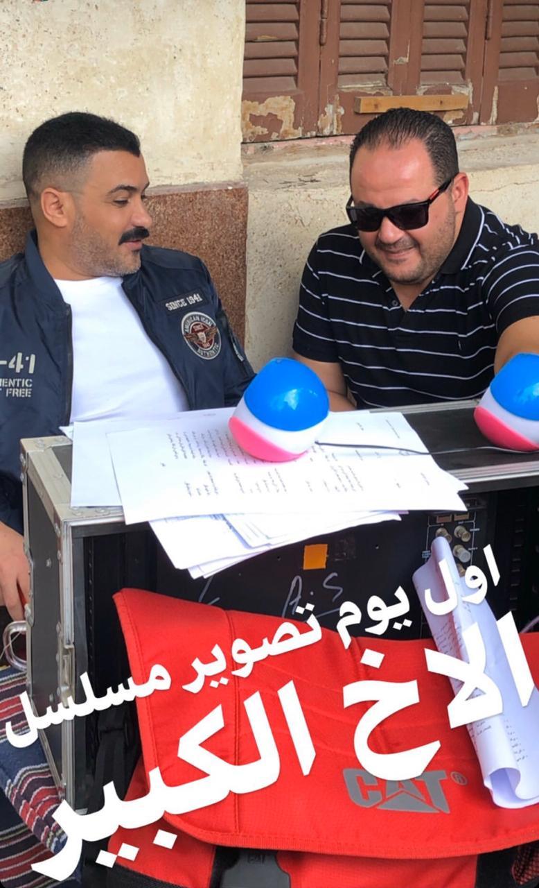 محمد رجب واسماعيل فاروق وهبة مجدى (2)