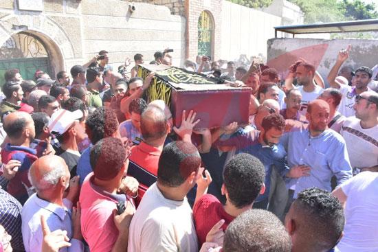 جنازة طلعت زكريا (17)