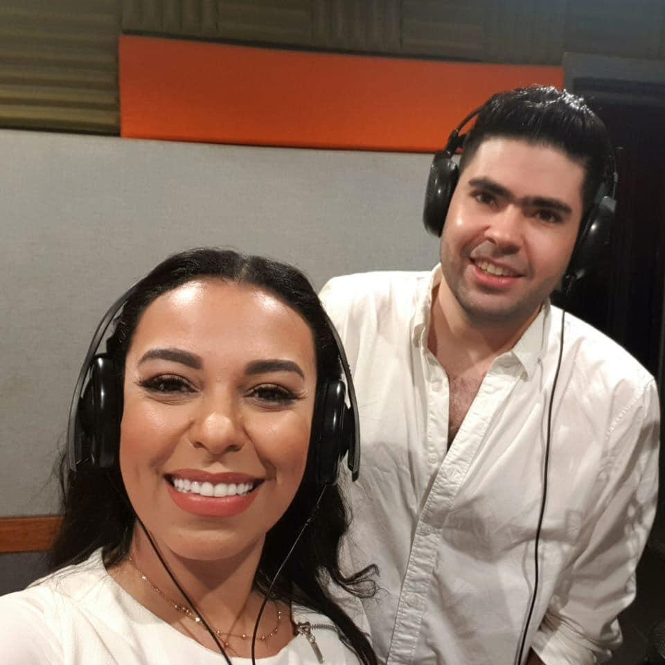 مروة ناجى ومحمد البوغة