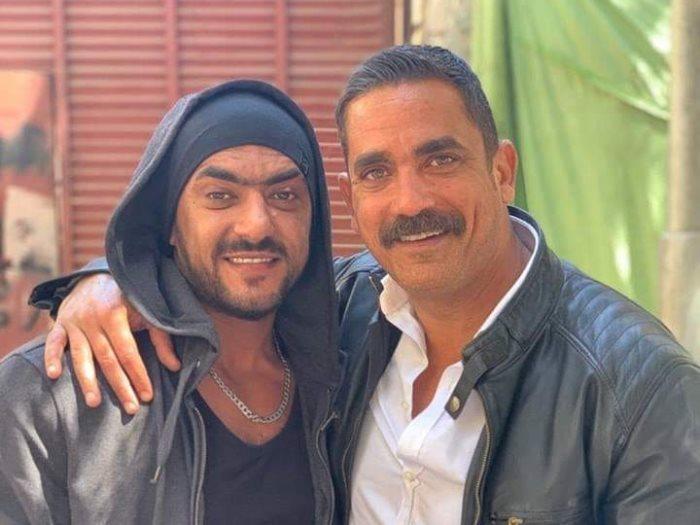 أحمد العوضى وامير كرارة (2)