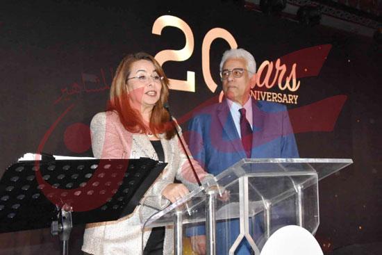 حفل جمعية تكاتف لمرور 20 عاما  (1)