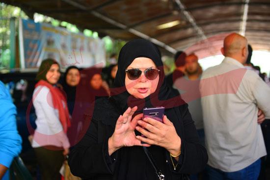 جنازة هيثم أحمد زكي (35)