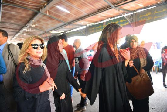 جنازة هيثم أحمد زكي (33)