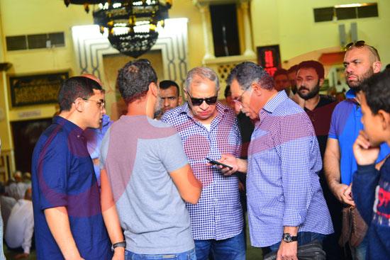 جنازة هيثم أحمد زكي (4)