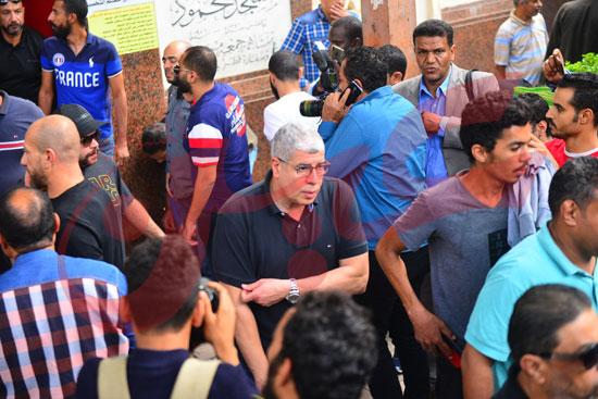 جنازة هيثم أحمد زكي (31)