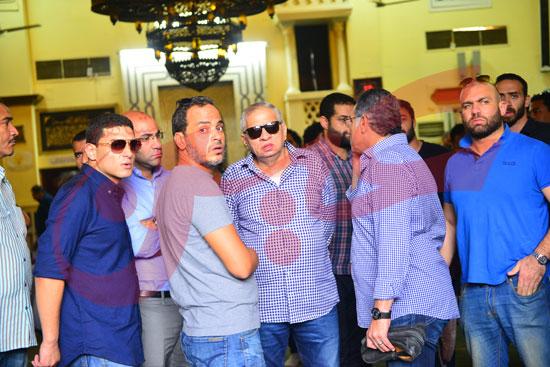 جنازة هيثم أحمد زكي (5)