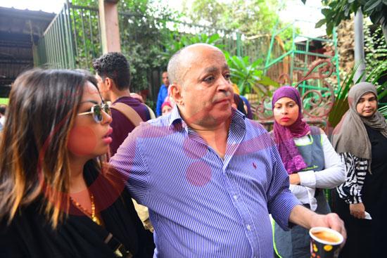 جنازة هيثم أحمد زكي (17)
