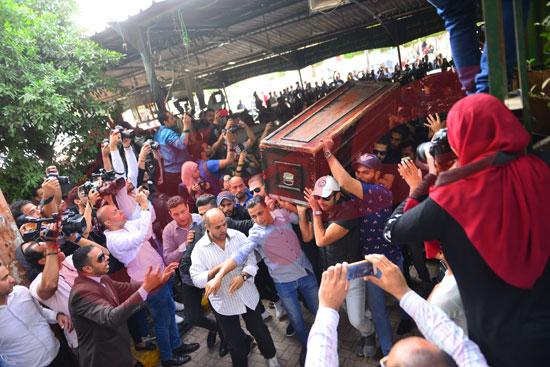 جنازة هيثم أحمد زكي (20)