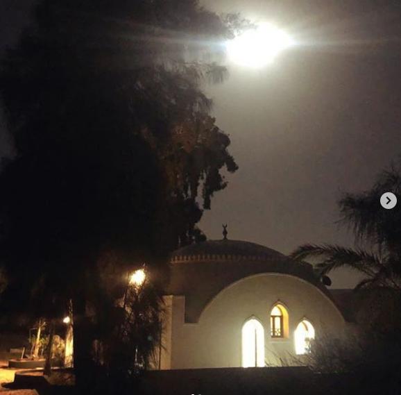466020-مسجد-هيثم-أحمد-زكى-يستعد-لأول-صلاة
