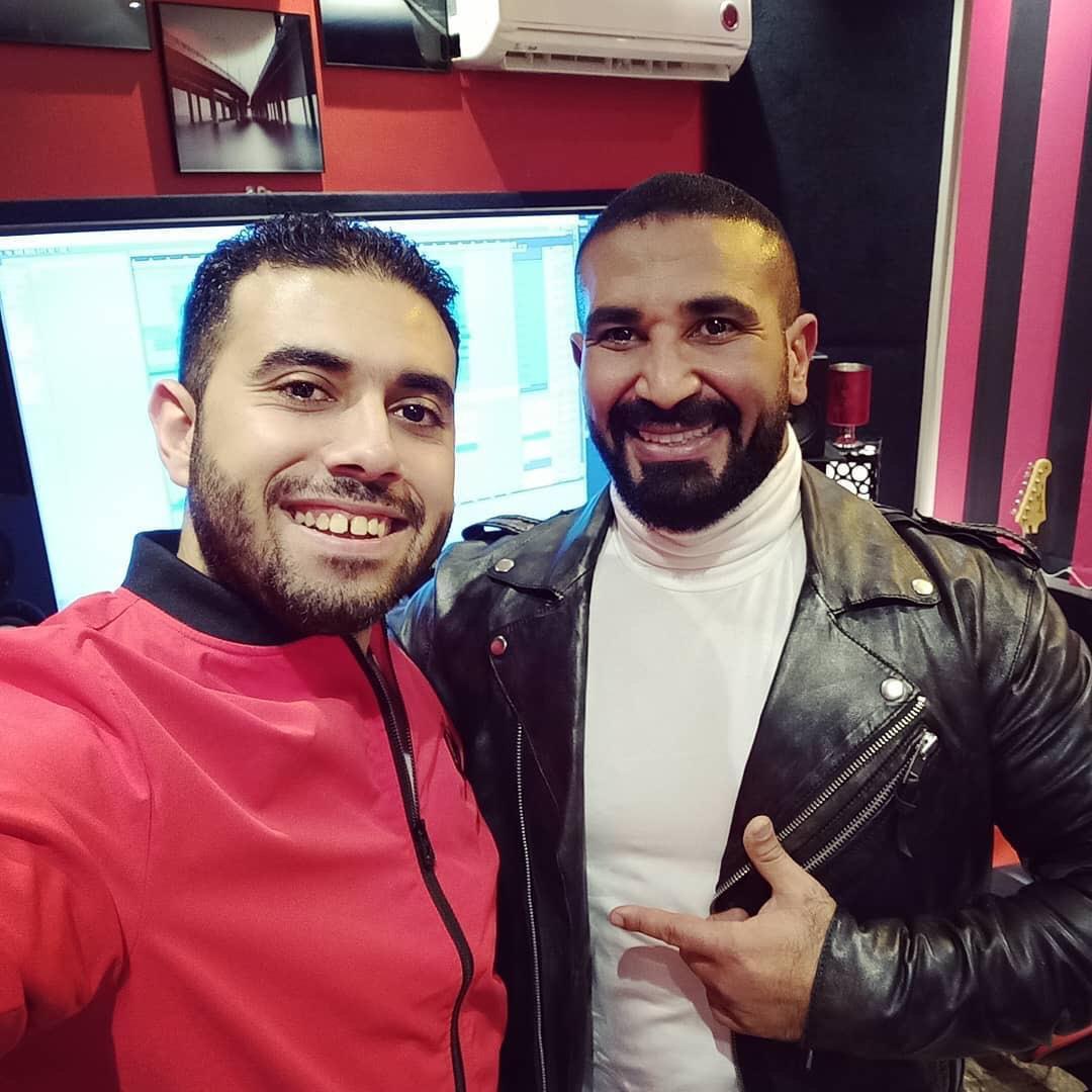 أحمد سعد ومحمد مجدى