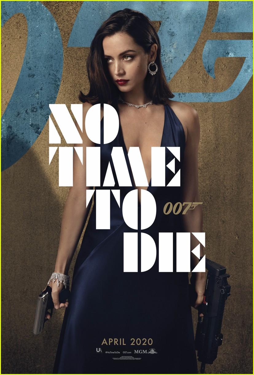 أفيش فيلم No Time to Die (1)